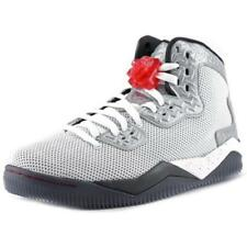 Chaussures blanches Jordan pour homme, pointure 44