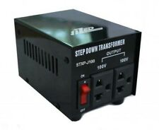 100W 240V to 100V Step Down Transformer Japanese to Australian Voltage Converter