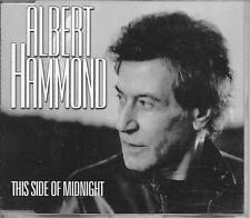 ALBERT HAMMOND - This side of midnight PROMO CD SINGLE 1TR (STICKERED CASE) 2005