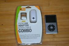Apple iPod Classic MC297LL/A 7th Generation 160GB - Black/Gray - A1238 Tested