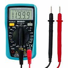 Digital Multimeter Pocket Portable Acdc Ammeter Voltage Ohm Tester Current Ohm