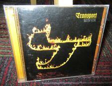 QUIVVER: TRANSPORT 5 MUSIC CD, 13 GREAT TRACKS, KINETIC RECORDS, GUC