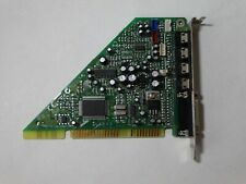 Aztech  Sound Card HP 5064-2620, FCC ID: 138-SN96116, 800-C3703J-A30 ISA Slot !
