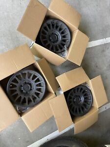 "Black Rhino Revolution Wheels -  Size 17"" x 9"" - 6 x 135 Bolt Pattern"