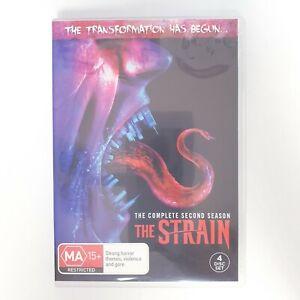 The Strain Season 2 TV Series DVD Region 4 AUS - Zombies