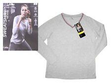 femme fitness Sweat sweat-shirt pull sport Pull gr. S 36/38 NEUF