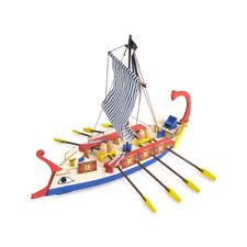 Roman Galley Ship Wooden Model Kit -Junior Collection, Ages 8+, Artesania Latina
