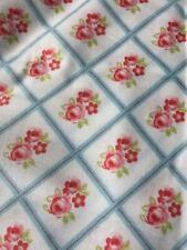Freespirit LIBBY 100% Cotton Fabric - SKY - 114cm Wide - £12.50 per Metre