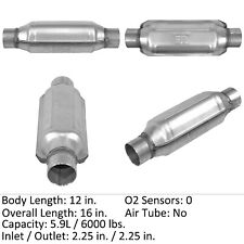Catalytic Converter-Universal Rear Eastern Mfg 71278