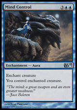 4x Controllo Mentale - Mind Control MTG MAGIC 2011 M11 Italian