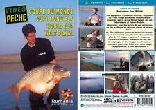 Coupe du monde en Roumanie  - Pêche de la carpe - Vidéo Pêche