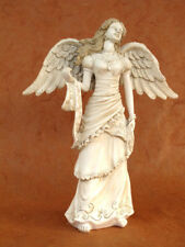 Engel Figur Grabdekoration Grabschmuck Geburt Taufe - 20008