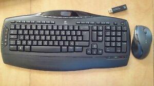 Logitech MX3200 laser keyboard
