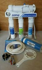 Filterplus 400GPD 4-Stage Reverse Osmosis Water Filter Kit for light industrial