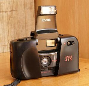Kodak Star 435 Point & Shoot 35mm Film Camera