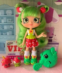 Shopkins Shoppies Girls' Day Out - blossom apple Doll.