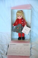 "Norway 8 inch ""35880"" Brand New Madame Alexander doll with troll"