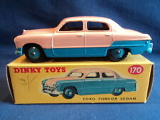 Dinky 1950's Rare Ford Fordor Sedan No:170 N/MINT Ex Shop Stock