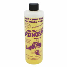 1 Bottle GRAPE SCENTED Power Plus Lube Fuel Additive Alcohol Top Lube  16oz