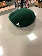 Kangol Wool  Hat /Cap    New Genuine/ORIGINAL HUNTER GREEN