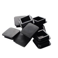 Class III IV 2'' Hitch Receiver Square Cover Cap Dust Protecter Universal Black