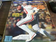 VINTAGE - SPORTS ILLUSTRATED - NOV 26TH 1979 - OHIO STATE ROSE BOWL BOUND