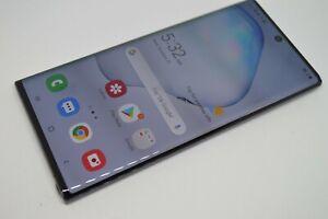 Samsung Galaxy Note10 SM-N970U - 256GB - Aura Black (Unlocked) GSM CDMA #L441