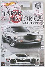 1/64 2016 HOT WHEELS JAPAN HISTORICS JDM  NISSAN SKYLINE 2000GT-R