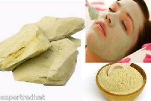 Fuller's Earth Pure Multani Mitti - Facial Clay - Fullers Earth Clay 100g(3.52o)