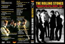 THE ROLLING STONES. THROUGH OUR THE PAST DARKLY. VOL. 1. 2 DVD.