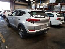 HYUNDAI TUCSON LEFT TAILLIGHT IN BUMPER, TL, 07/15-06/18