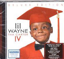 Lil Wayne-Tha Carter IV-Deluxe CD-Bonus Tracks-Brand New