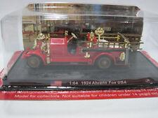 AMER COM 1:64 Scale Classic 1924 ahrens fox USA Fire Vehicle Diecast Model
