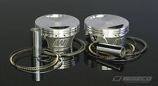 "Wiseco BIG BORE 110ci (1802cc) 10.5:1 Piston K Kit Harley Twin cam 4.375"" stroke"