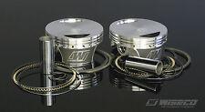 """Wiseco BIG BORE 107ci (1752cc) 10.5:1 Piston K Kit Harley Twin cam 4"""" Stroke*"""