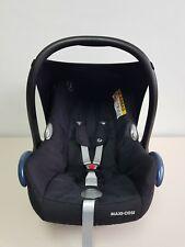 Maxi Cosi CabrioFix  Babyschale, Gr. 0+, bis 13 kg Black Grid UG5511 GG