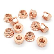 12 Pcs Lock Nuts 8mm for BMW AUDI VW Exhaust Manifold