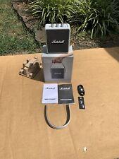 Marshall Stockwell II White Active Stereo Bluetooth Speaker