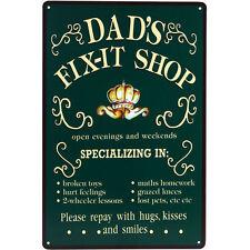 Rectangle Dad Decorative Wall Plaques