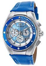 Relojes de pulsera Chrono de cuero