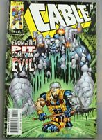 Marvel Comics CABLE September #72 in 1999