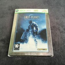 xBox 360 Lost Planet Extreme Condition Edition Limitée FRA CD état neuf