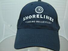 Shorelines Casino Belleville  baseball cap hat adjustable buckle