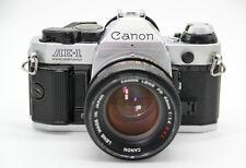 Canon AE-1 Program mit Canon FD 50 mm F/1,4 S.S.C.