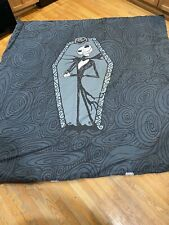 """Disney The Nightmare Before Christmas REVERSIBLE King Size Comforter 84"""" x 84"""""""