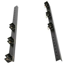 Brand New Three/3-Place Gas Trimmer Racks Holders