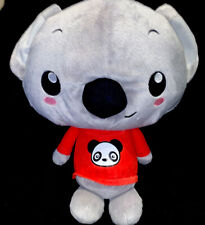 """Nickelodeon Ni Hao Kai-Lan 15"""" Tolee Plush Koala Bear Panda Stuffed Animal Z5"""