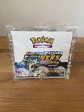 Pokemon Acryl Case - Base Basis Set 1. Edition Display - Sonne & Mond Schutzbox