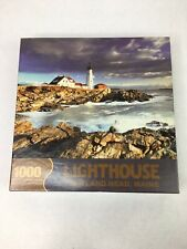 Portland Head, Maine Lighthouse Springbok 1000 Pieces Jigsaw Puzzle