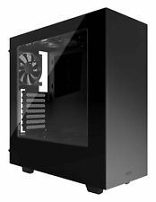 Nzxt S340 GLOSSY Black WITH USB 3.0 Mid Tower Gaming Computer Case (CA-S340W-B1)